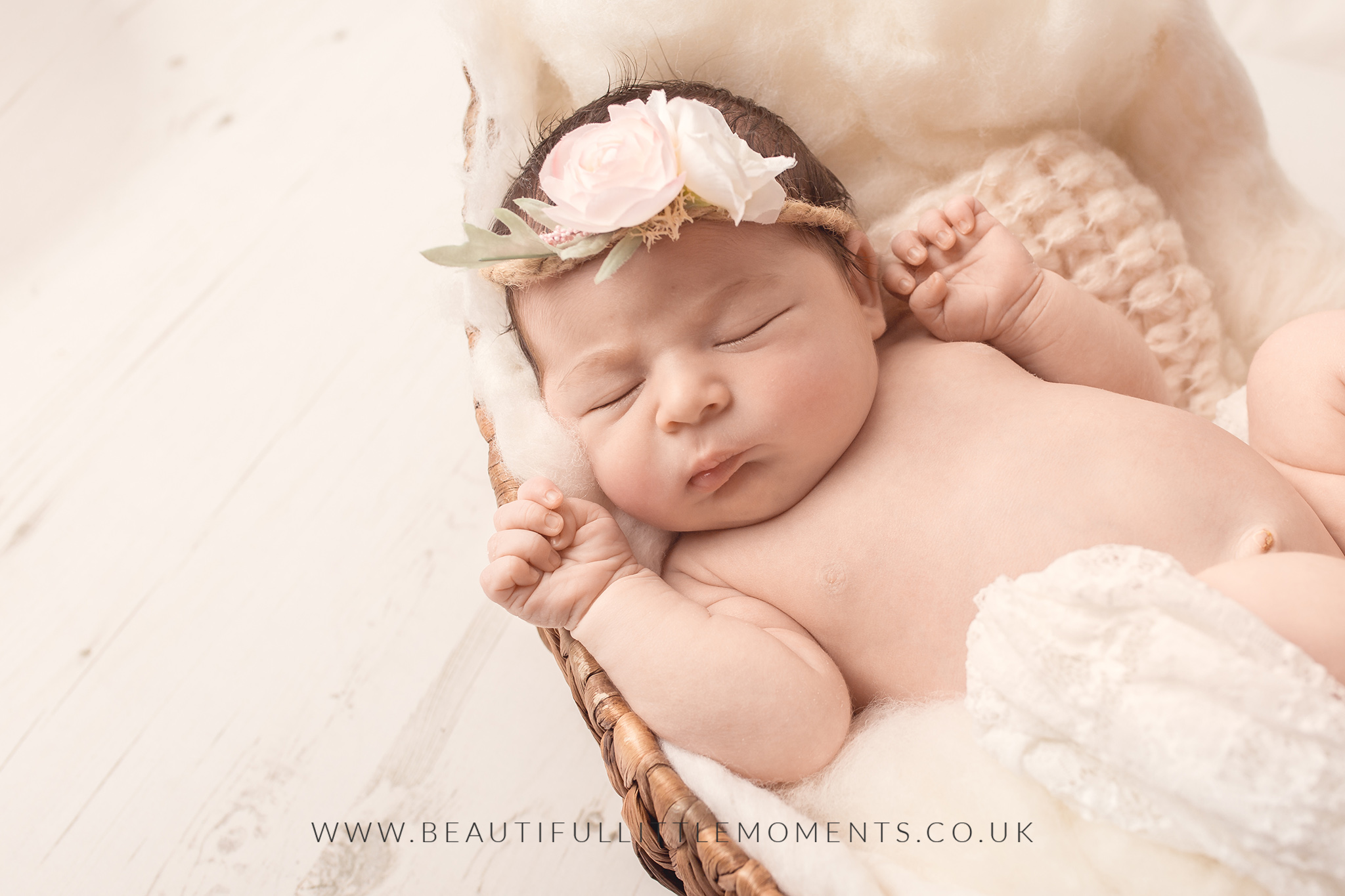 newborn-girl-moon-boat-floral-headband