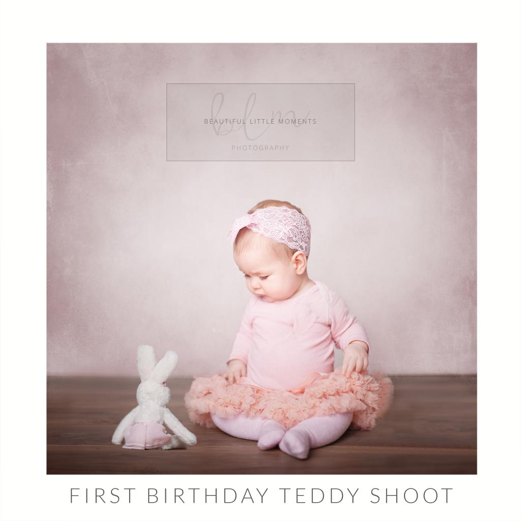 First Birthday Photo Shoot Epsom